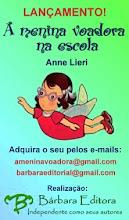 O Livro novo da Anne!!! Parabéns querida!!