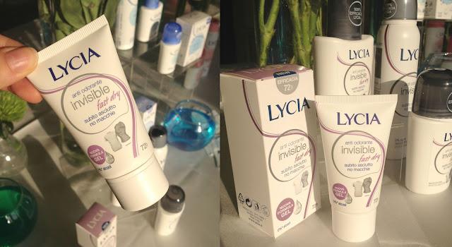 lycia Antiodorante