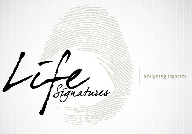 Life Signatures: Designing Legacies
