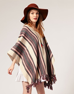 festival fashion poncho