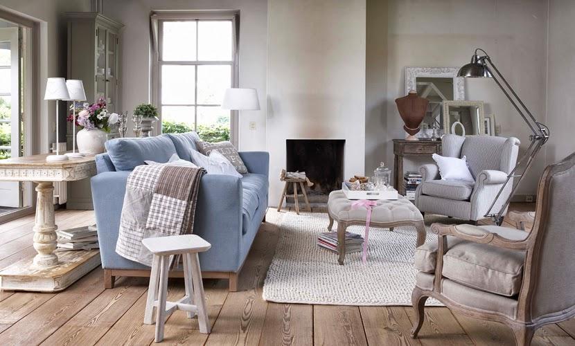 Als je van wonen houdt wat is jouw stijl for Landelijk wonen interieur