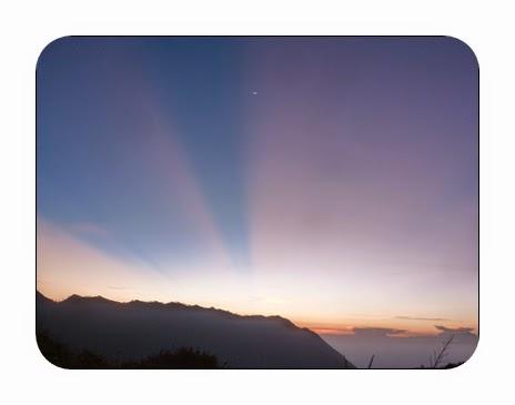 Sun Rise Mentigen Bromo
