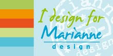 I'm part of Marianne Designs World Team