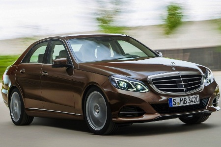 2013 Mercedes-Benz E Class Safety Features