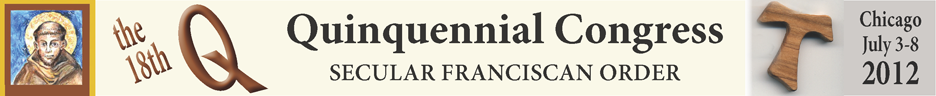 Secular Franciscan Order&#39;s 18th Quinquennial Congress