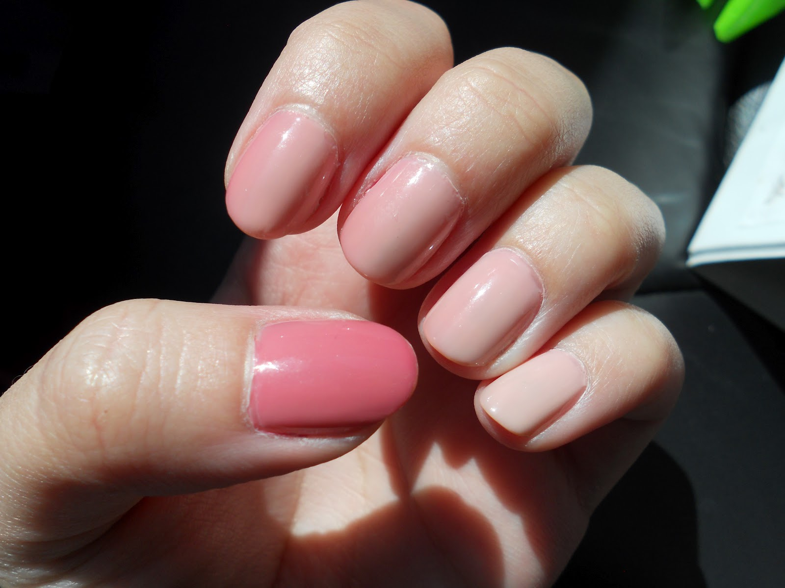 The Nail Polish Rehab Candidate: Del Sol- Knockout and some Nail ...