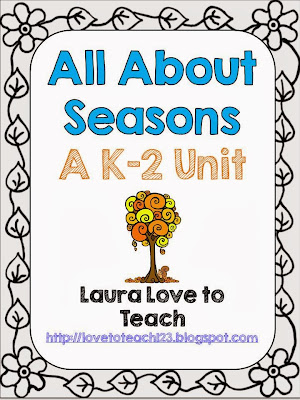 http://www.teacherspayteachers.com/Product/K-2-Seasons-Mini-Unit-917804