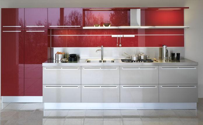 Cocinas lineales para todos los gustos cocinas con estilo for Cocina 3 metros lineales