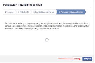 Cara Membuat dan Mengetahui Alamat Halaman Fanspage FaceBook untuk Blog