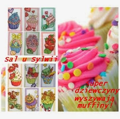 Muffinowy SAL u Sylwi