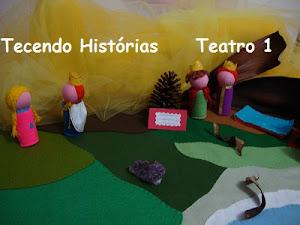 Teatro de Mesa : Histórias Diversas