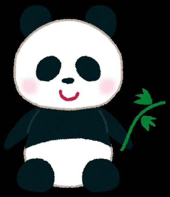 パンダの画像 p1_23