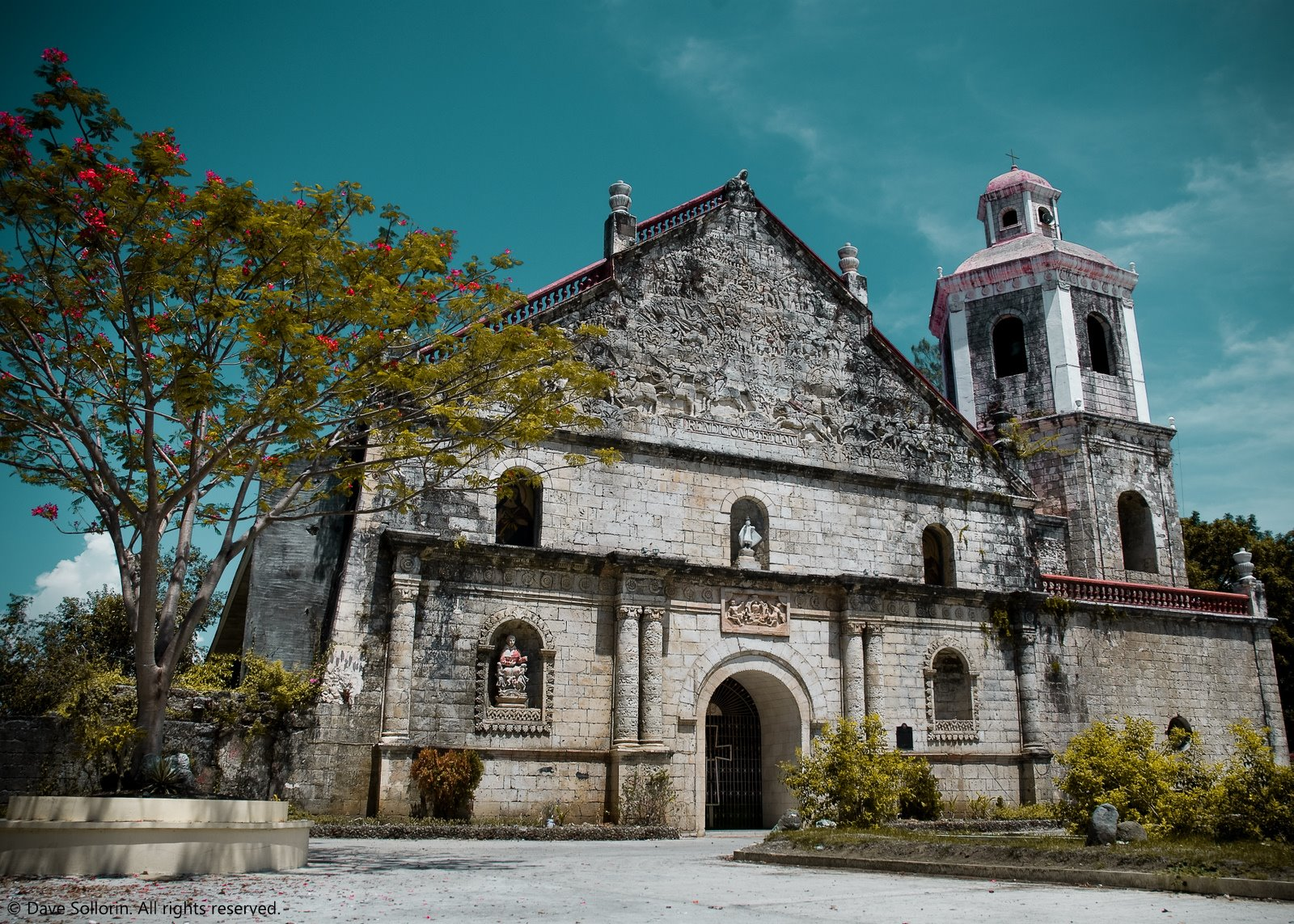 San Joaquin Philippines  city photo : Beautiful Churches in Iloilo, Philippines
