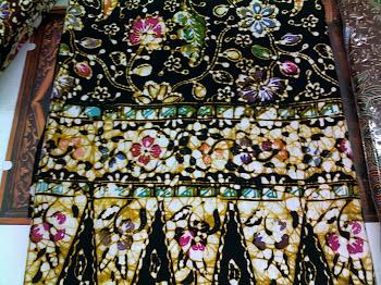 Batik Terengganu 4 Lapis