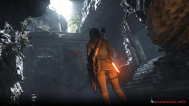 Rise Of The Tomb Raider Gameplay Screenshot 3