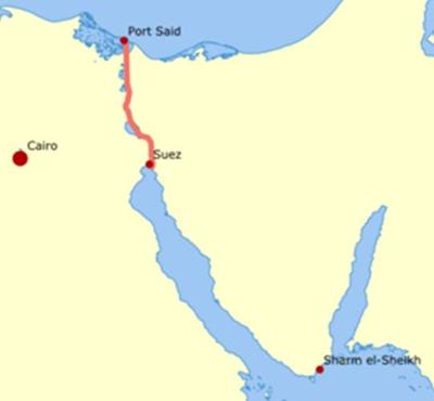 Suez Canal - 2