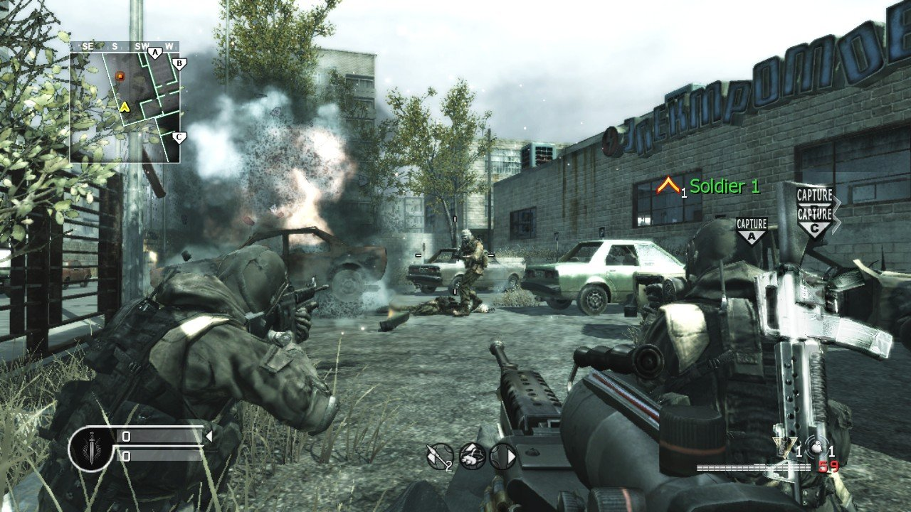 Free Download Call of Duty Modern Warfare 2 for PC (11.4GB ...