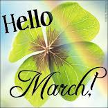 It's March