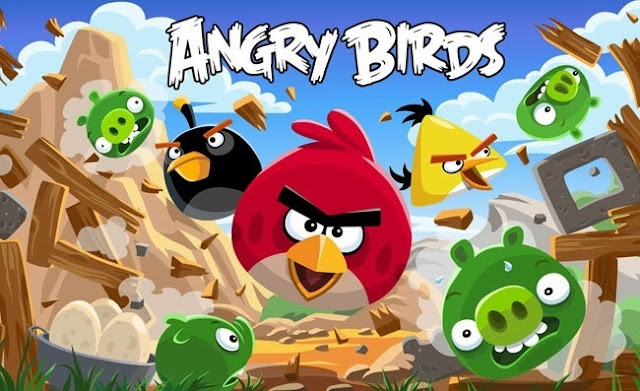 Windows Phone store offers Angry Birds Titles for free for limited time