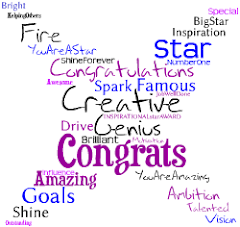 Inspirational Star blogger Award Developed by this SITE