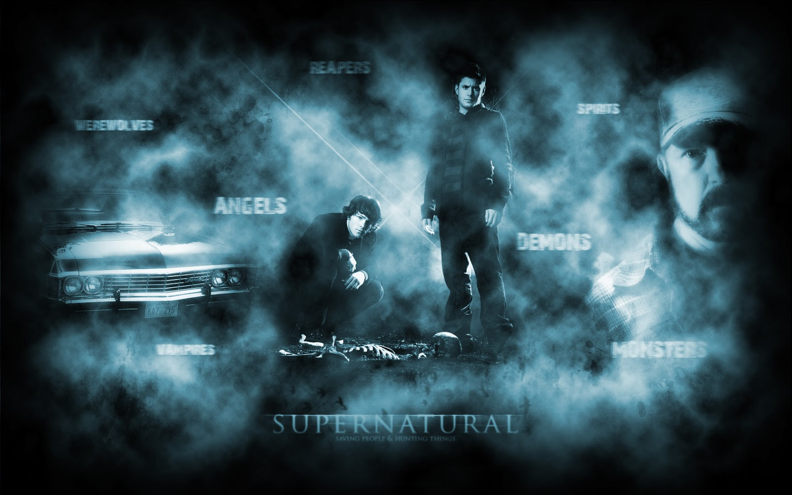 supernatural theme popular -#main