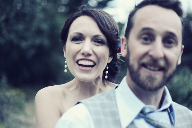 laughing couple melbourne wedding bride groom