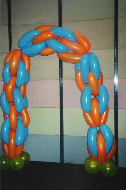 alto impacto recreaci n y eventos globoflexia y On decoracion con globoflexia
