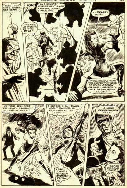 Artist's Showcase: Mike Sekowsky
