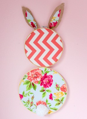 A perfect project for fabric scraps!
