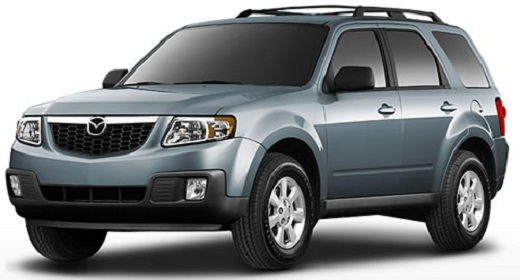 2013 mazda tribute hybrid photos review. Black Bedroom Furniture Sets. Home Design Ideas