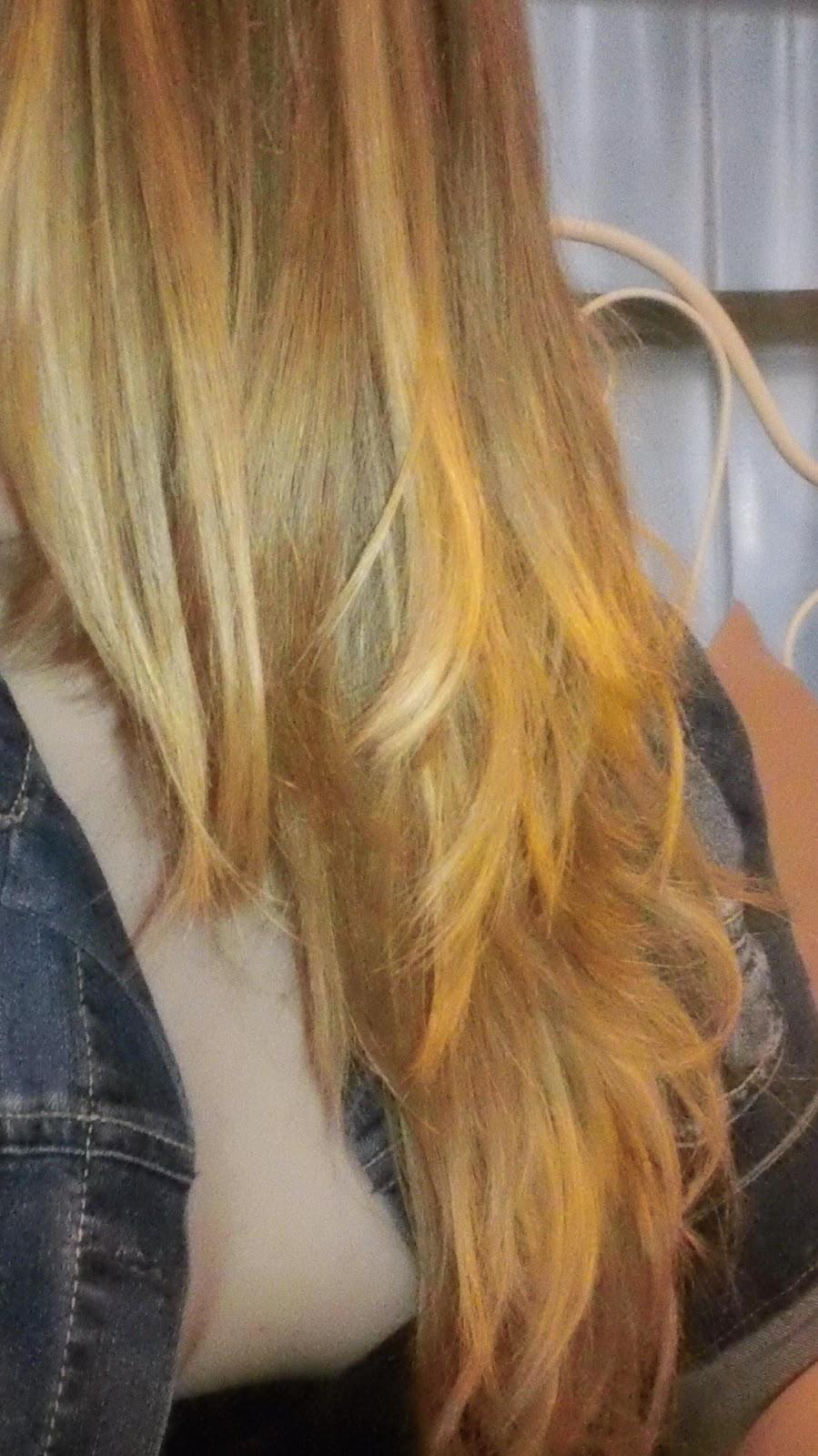 loreal paris feria ombre hair color review blonde. Black Bedroom Furniture Sets. Home Design Ideas