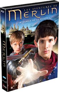 DVD MERLIN