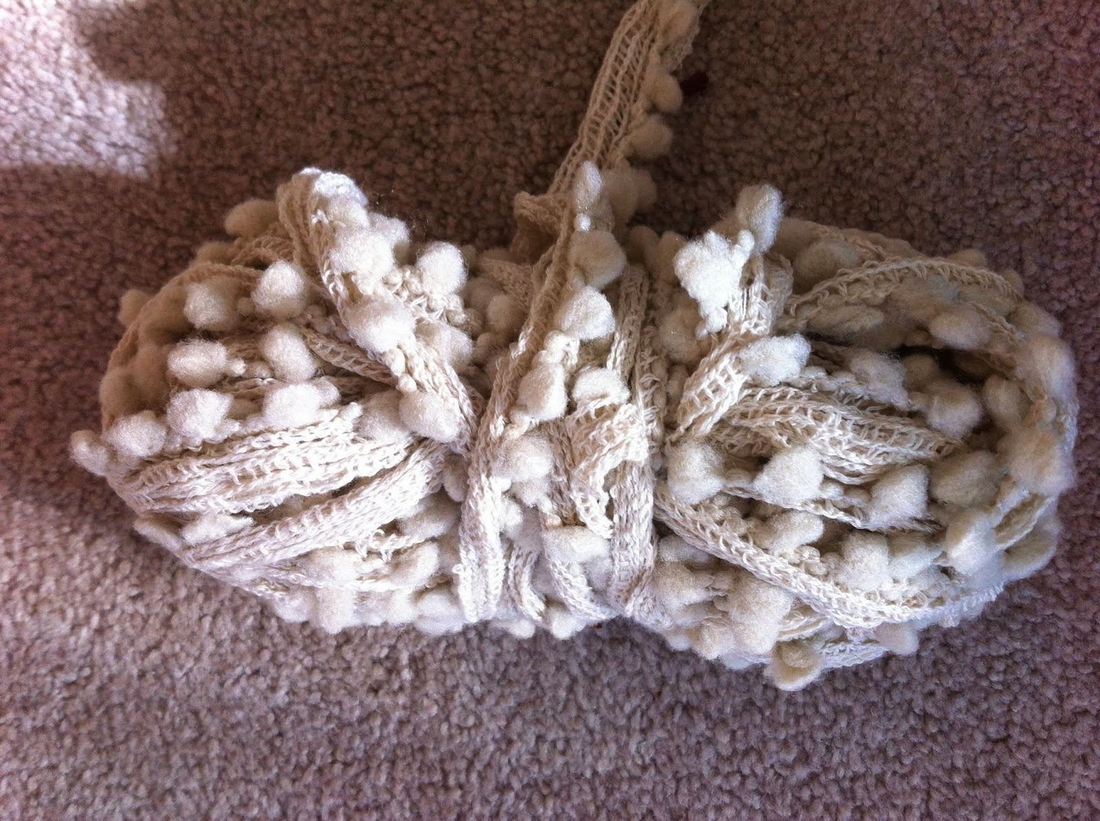 Bobble Yarn