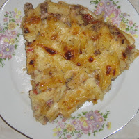 Macaroni with Béchamel Sauce