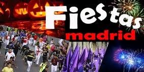 Fiestas en Madrid
