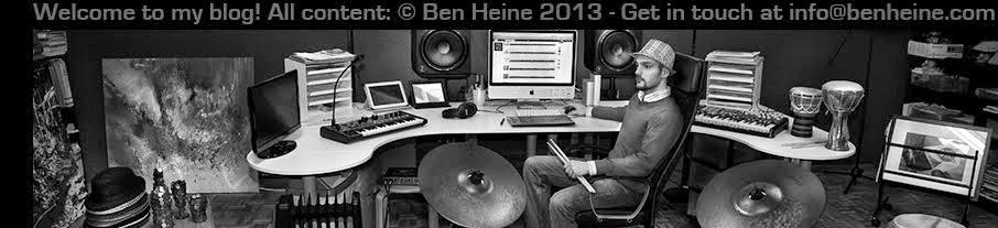 Ben Heine Art Blog
