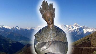 Há 166 anos, em 19 de setembro, Nossa Senhora apareceu em La Salette e deixou uma mensagem