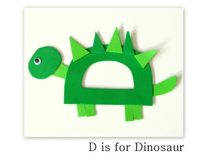 1) Paper Plate Dinosaur from The Craft Train I found this idea from the Letter D Crafts list on The Measured Mom. Click the title \ Paper Plate Dinosaur\  to ...  sc 1 st  News with Naylors & News with Naylors: Letter D: Dinosaur Craft Dinosaur Color Match ...