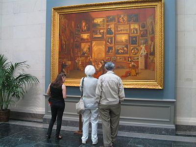 "Art History News: Samuel F. B. Morse's ""Gallery of the ..."
