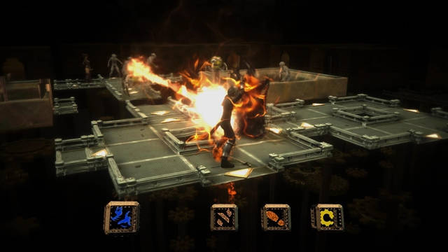 The Living Dungeon PC Full