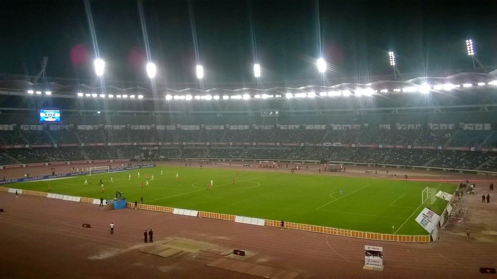 Delhi Dynamos leh NorthEast United FC ki-draw