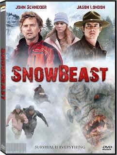 Snow Beast Movie Poster