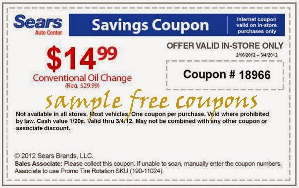 At home coupons october 2019
