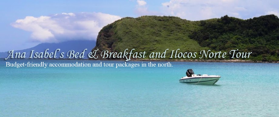 Laoag Accommodation and Tour Package