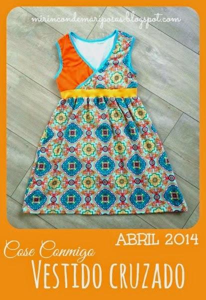 Cosemos un vestido con MRdM