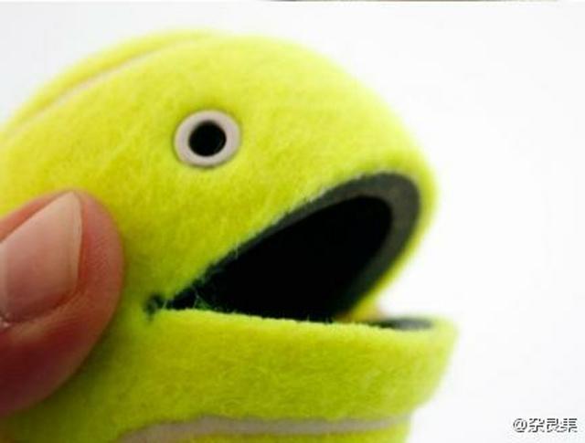 1001 utilidades para uma bolinha de tênis