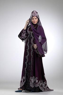 2011 Hijab Wedding Dresses