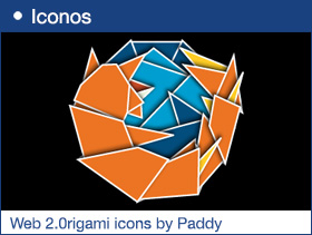 Web 2.0rigami icons by Paddy