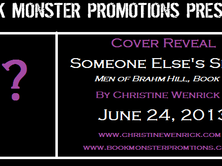 Cover Reveal: Someone Else's Skye by Christine Wenrick