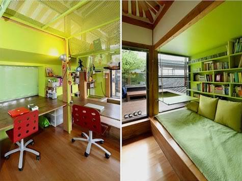 Korean Traditional | Living Room Design Ideas